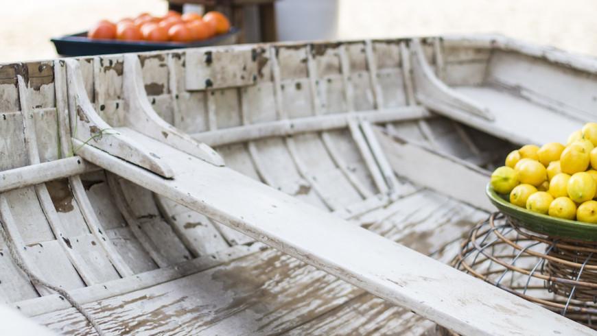 Boathouse Boat